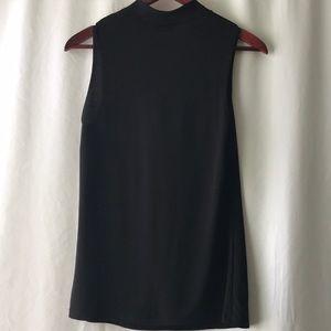 New York & Company Tops - New York & Company Black Sleeveless Blouse.